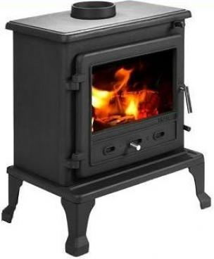 fire fox 8 multifuel woodburning stove